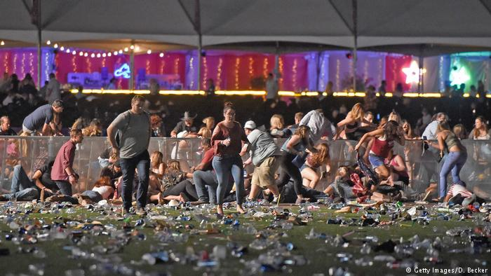 Some People Happy the Tragic Shooting in Las Vegas Happened!