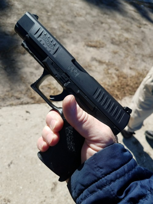 The Walther PPQ & PPQ 45! Better than I expected? – Down