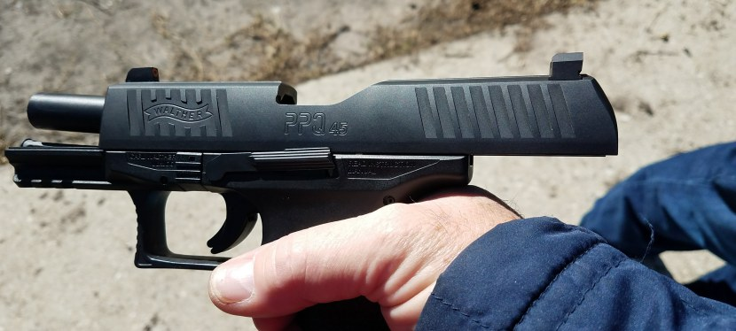 The Walther PPQ & PPQ 45! Better than I expected?