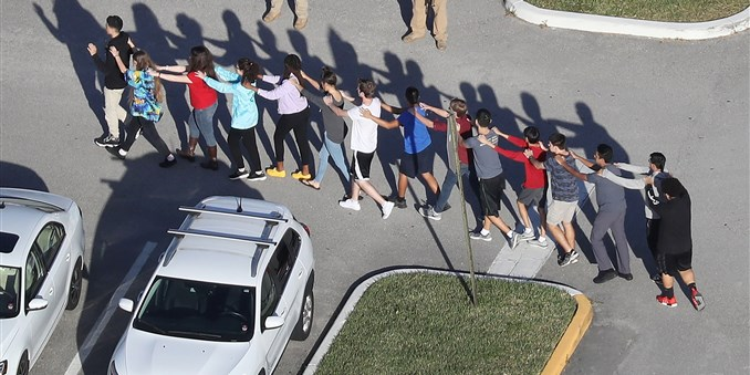 How do we Stop Mass Murder like That in Parkland,Florida?